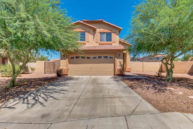 5721 S 249TH Lane, Buckeye, AZ 85326 (MLS #5971065) :: The Property Partners at eXp Realty