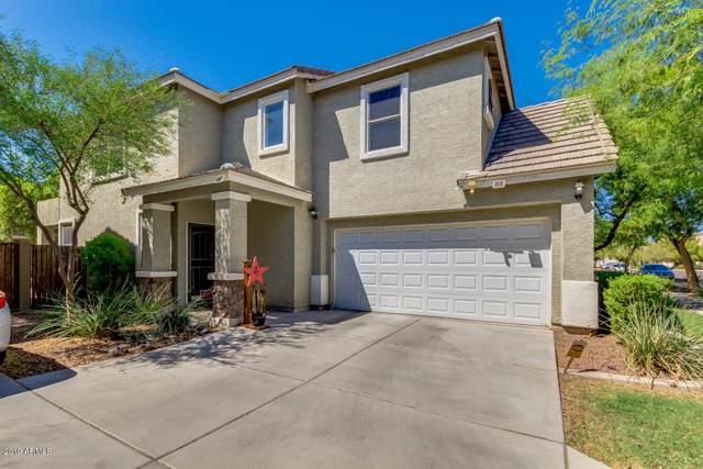 2227 E Fraktur Road, Phoenix, AZ 85040 (MLS #5971194) :: The W Group
