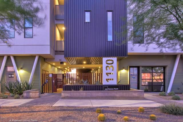 1130 N 2ND Street #207, Phoenix, AZ 85004 (MLS #5971226) :: Brett Tanner Home Selling Team