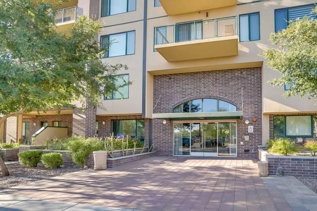 16 W Encanto Boulevard #315, Phoenix, AZ 85003 (MLS #5971310) :: CC & Co. Real Estate Team