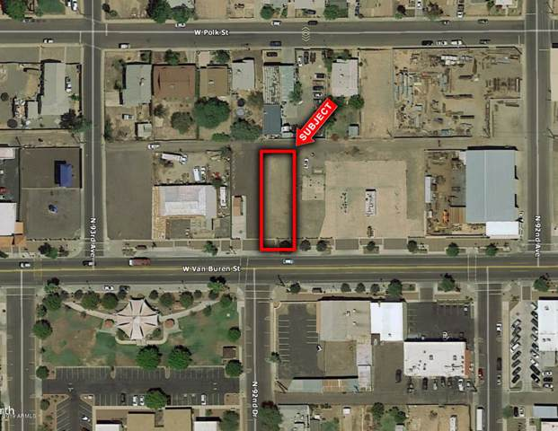 XXXX W Van Buren Street, Tolleson, AZ 85353 (MLS #5971371) :: Brett Tanner Home Selling Team