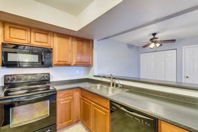 1645 W Baseline Road #1025, Mesa, AZ 85202 (MLS #5971386) :: Brett Tanner Home Selling Team