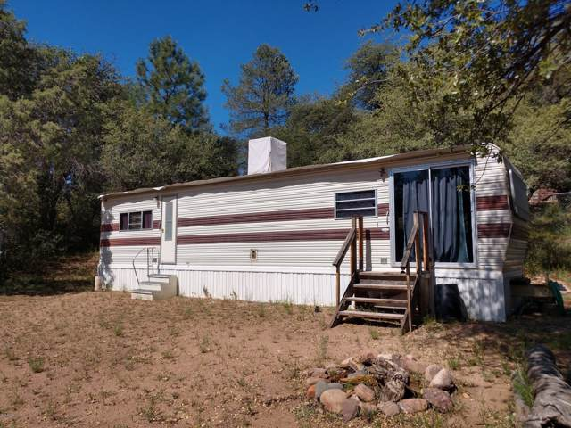 134 N Rifle Barrel Road, Young, AZ 85554 (MLS #5971393) :: Lucido Agency
