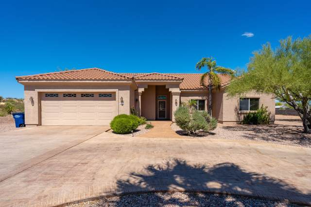 2690 W Palomino Drive, Wickenburg, AZ 85390 (MLS #5971486) :: The Kenny Klaus Team