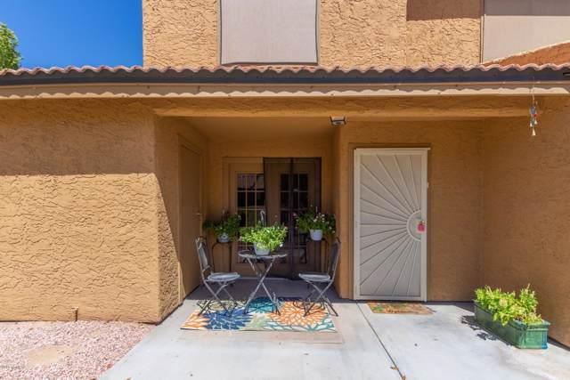 3511 E Baseline Road #1040, Phoenix, AZ 85042 (MLS #5971505) :: Brett Tanner Home Selling Team