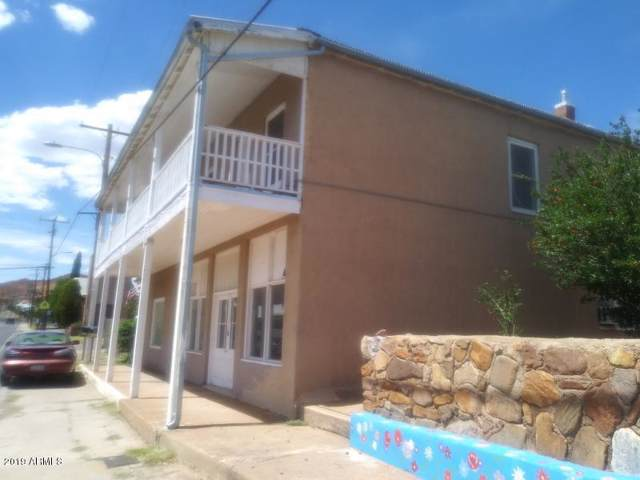 212 Bisbee Road, Bisbee, AZ 85603 (MLS #5971590) :: Brett Tanner Home Selling Team