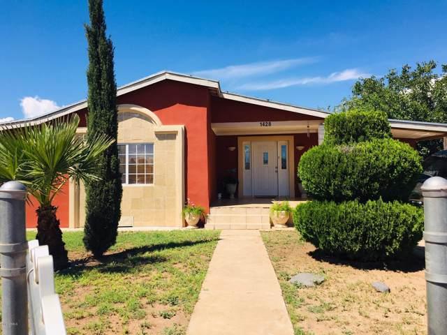 1428 E 21st Street, Douglas, AZ 85607 (MLS #5971592) :: The Garcia Group