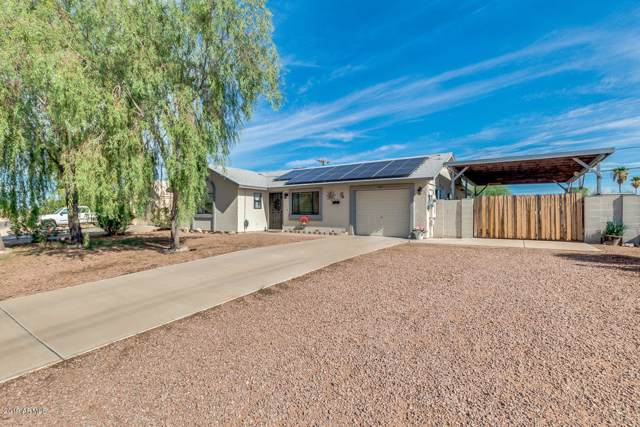 9122 W Madero Drive, Arizona City, AZ 85123 (MLS #5971607) :: The Laughton Team