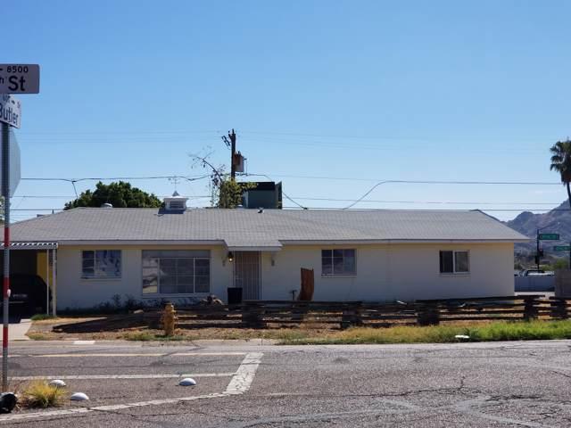 8511 N 6TH Street, Phoenix, AZ 85020 (MLS #5971655) :: Santizo Realty Group