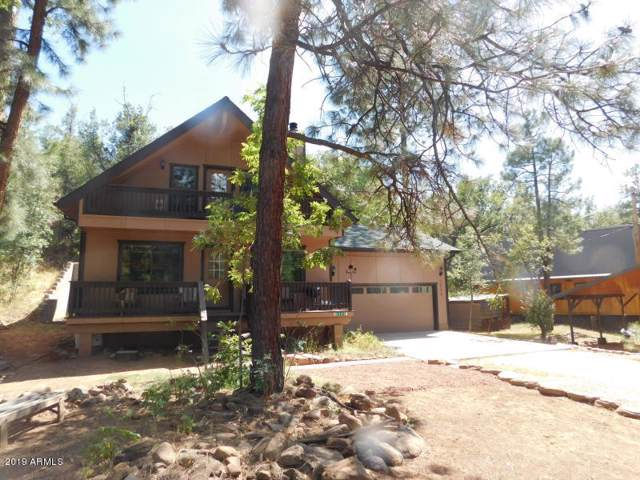8425 W Turkey Run Drive, Strawberry, AZ 85544 (MLS #5971678) :: The Kenny Klaus Team