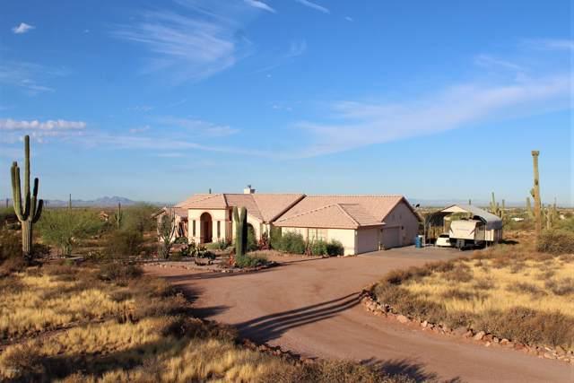 448 N Sunset Road, Apache Junction, AZ 85119 (MLS #5971704) :: The Kenny Klaus Team