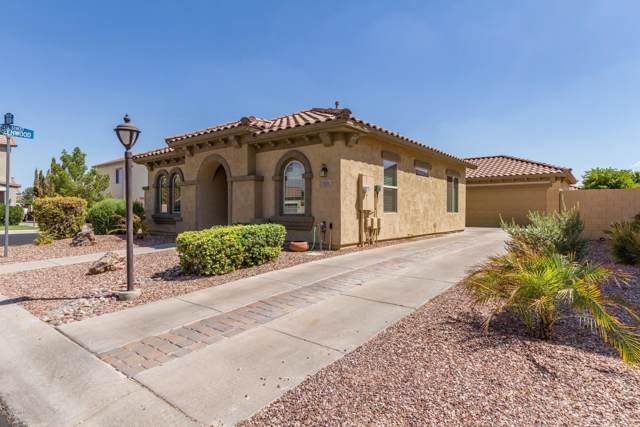 7755 E Boston Street, Mesa, AZ 85207 (MLS #5971707) :: The Laughton Team
