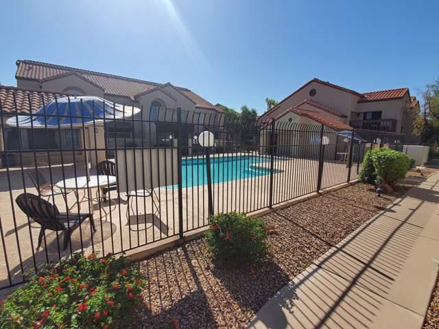 818 S Westwood Drive #108, Mesa, AZ 85210 (MLS #5971711) :: The Kenny Klaus Team
