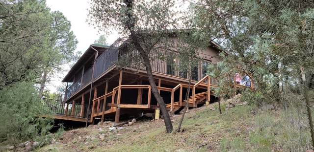 125 S Creekside Lane, Young, AZ 85554 (MLS #5971751) :: Lucido Agency
