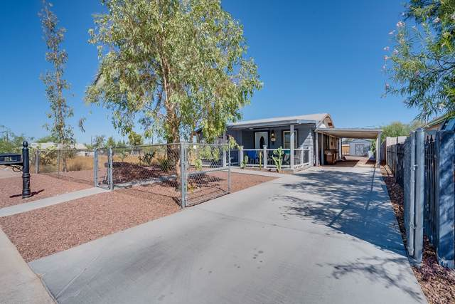 374 W Bealey Avenue, Coolidge, AZ 85128 (MLS #5971831) :: The Kenny Klaus Team