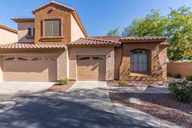 2600 E Springfield Place #87, Chandler, AZ 85286 (MLS #5971849) :: The W Group