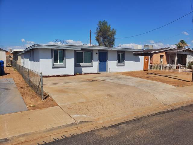 206 N 5TH Street, Avondale, AZ 85323 (MLS #5971878) :: Nate Martinez Team