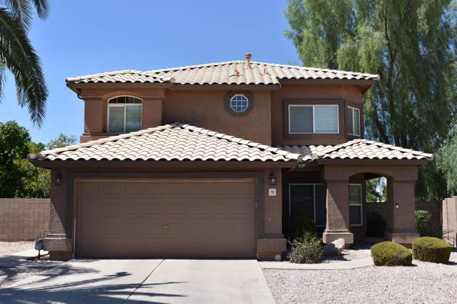 78 S Sandstone Street, Gilbert, AZ 85296 (MLS #5971879) :: Cindy & Co at My Home Group