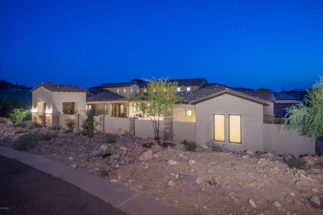 9353 E Thunder Pass Drive, Gold Canyon, AZ 85118 (MLS #5971929) :: RE/MAX Excalibur