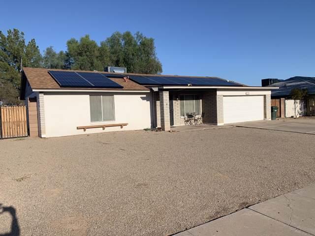 12225 N 50TH Avenue, Glendale, AZ 85304 (MLS #5971938) :: Brett Tanner Home Selling Team