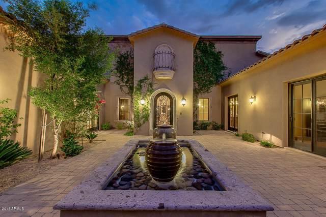 13101 E Cochise Road, Scottsdale, AZ 85259 (MLS #5971980) :: Brett Tanner Home Selling Team