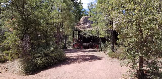 5313 N White Tail Lane, Pine, AZ 85544 (MLS #5971993) :: Keller Williams Realty Phoenix