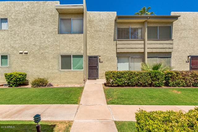 4620 N 68TH Street #102, Scottsdale, AZ 85251 (MLS #5972025) :: Brett Tanner Home Selling Team