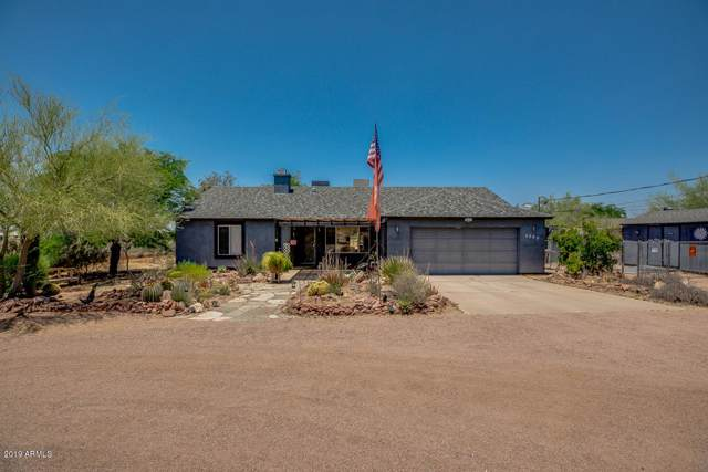 2060 S Sixshooter Road, Apache Junction, AZ 85119 (MLS #5972040) :: The Kenny Klaus Team