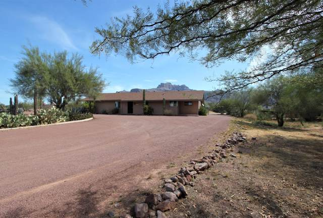 1025 S Mountain View Road, Apache Junction, AZ 85119 (MLS #5972058) :: Yost Realty Group at RE/MAX Casa Grande