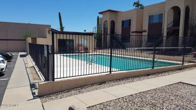 455 N Tegner Street #20, Wickenburg, AZ 85390 (MLS #5972137) :: Homehelper Consultants
