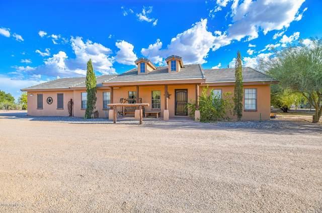 52059 W Flamingo Avenue, Maricopa, AZ 85139 (MLS #5972253) :: Revelation Real Estate