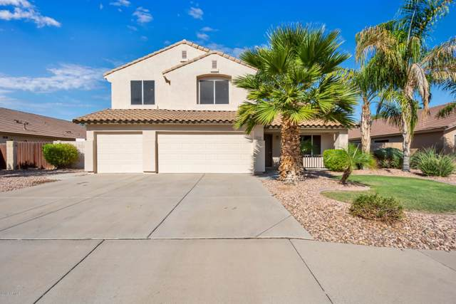 2210 S Southwind Drive, Gilbert, AZ 85295 (MLS #5972258) :: Occasio Realty