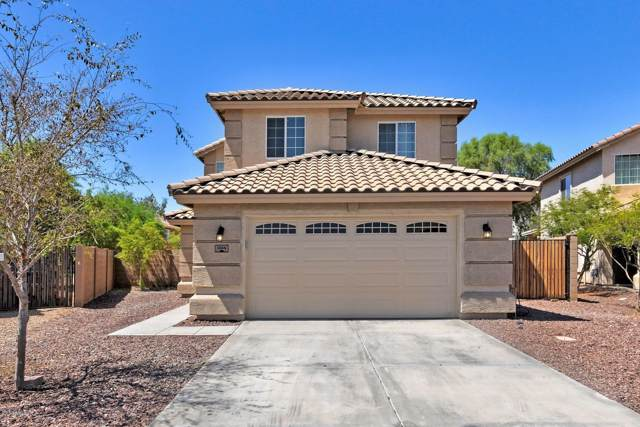 1044 S 222ND Lane, Buckeye, AZ 85326 (MLS #5972290) :: The Property Partners at eXp Realty