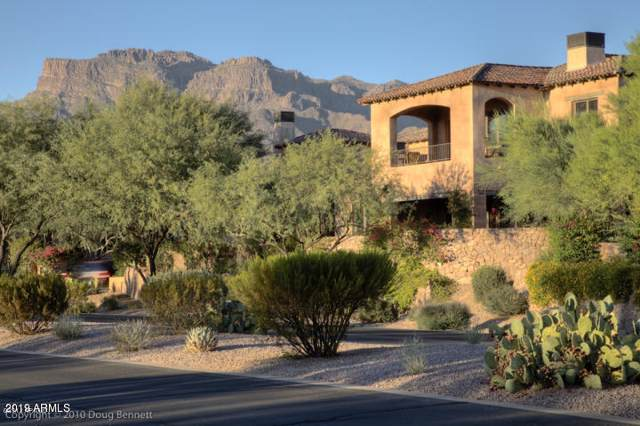 7721 E Golden Eagle Circle, Gold Canyon, AZ 85118 (MLS #5972325) :: Revelation Real Estate