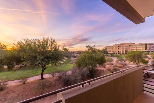 15802 N 71ST Street #307, Scottsdale, AZ 85254 (MLS #5972370) :: CC & Co. Real Estate Team