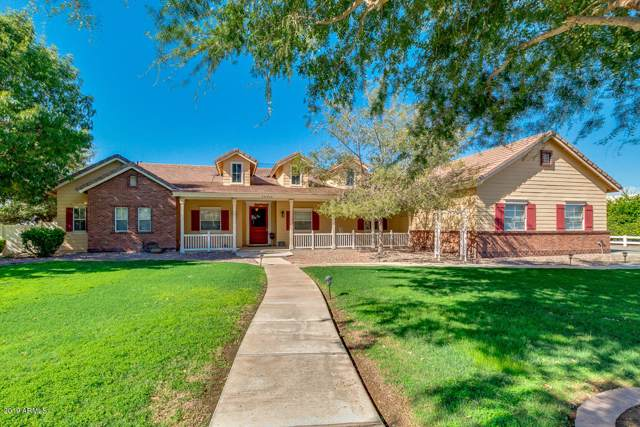 20924 E Mewes Road, Queen Creek, AZ 85142 (MLS #5972408) :: Revelation Real Estate