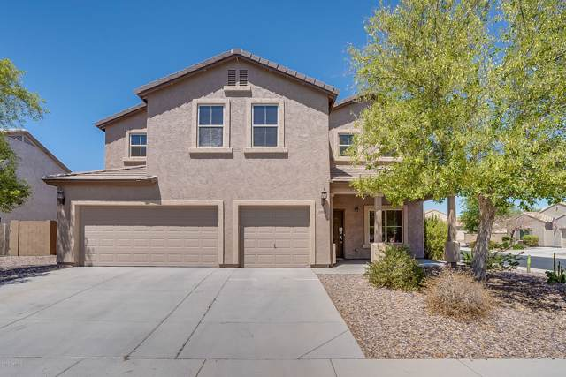 5996 W Estancia Way, Florence, AZ 85132 (MLS #5972568) :: The W Group