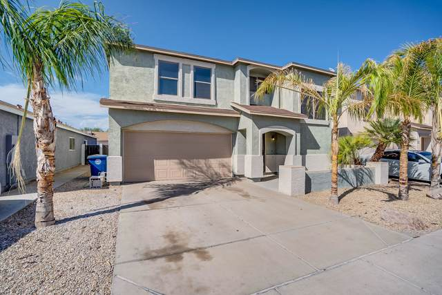 11770 W Windrose Avenue, El Mirage, AZ 85335 (MLS #5972591) :: Openshaw Real Estate Group in partnership with The Jesse Herfel Real Estate Group