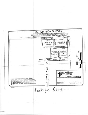 lot 2 933 N 393rd Avenue, Tonopah, AZ 85354 (MLS #5972603) :: Riddle Realty Group - Keller Williams Arizona Realty