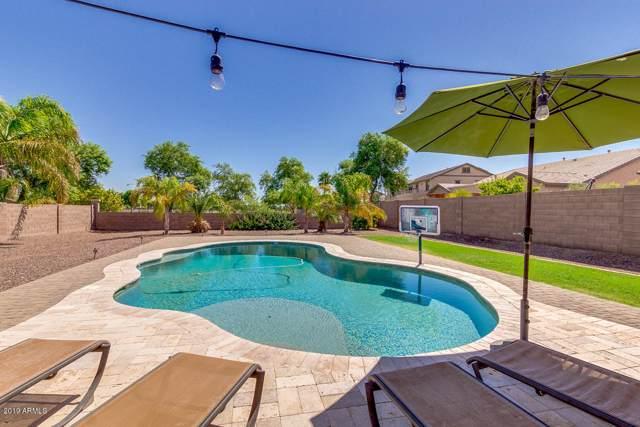 22693 N Sunset Drive, Maricopa, AZ 85139 (MLS #5972656) :: Revelation Real Estate