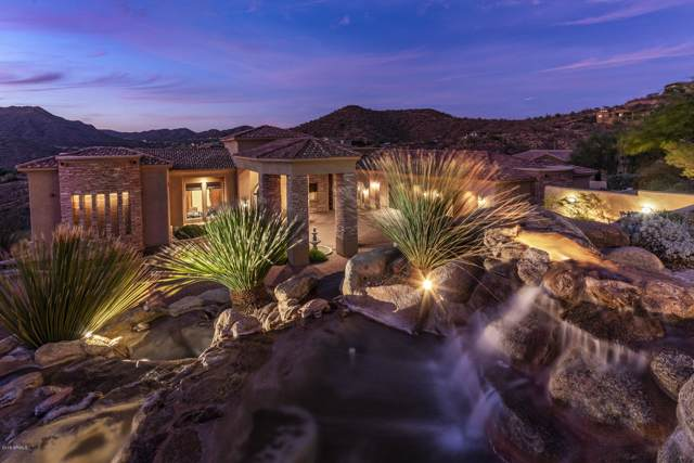 10944 N Arista Lane, Fountain Hills, AZ 85268 (MLS #5972692) :: Riddle Realty Group - Keller Williams Arizona Realty
