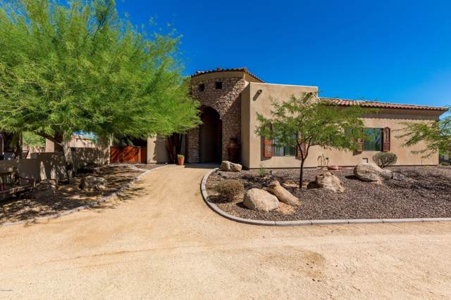 16312 E Gamble Lane, Scottsdale, AZ 85262 (MLS #5972711) :: Homehelper Consultants