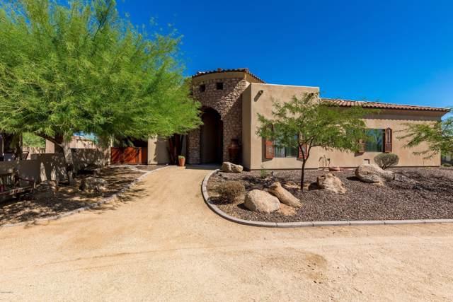 16312 E Gamble Lane, Scottsdale, AZ 85262 (MLS #5972711) :: The Carin Nguyen Team