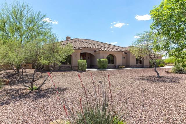 3005 W Cantel Court, Wickenburg, AZ 85390 (MLS #5972744) :: The Kenny Klaus Team