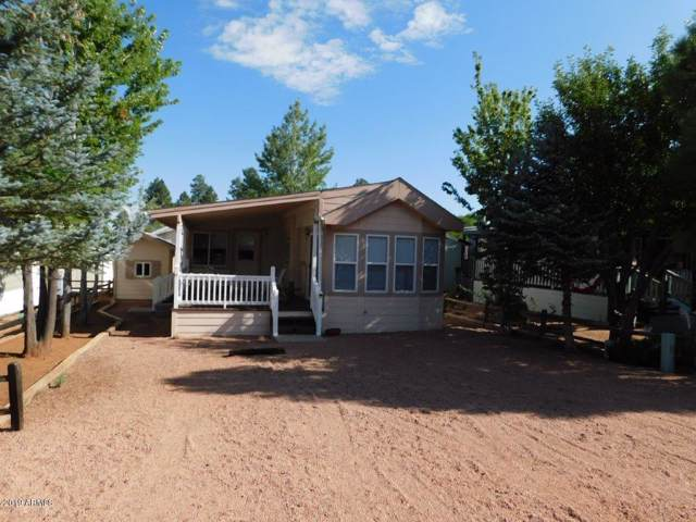 2264 Old Crooks Trail, Overgaard, AZ 85933 (MLS #5972815) :: Lucido Agency
