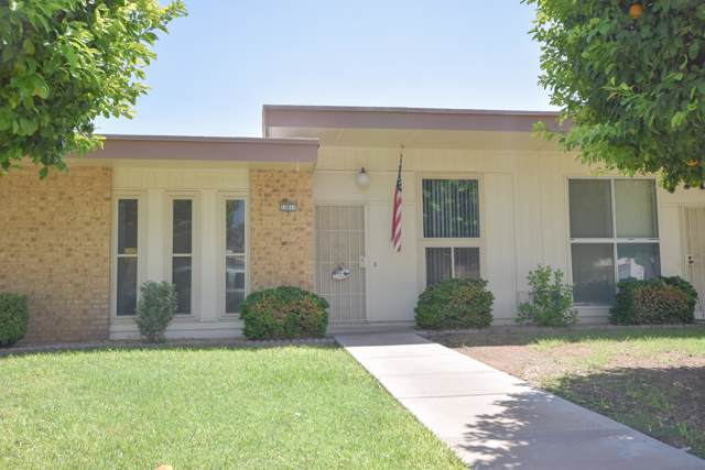 13011 N 100TH Avenue, Sun City, AZ 85351 (MLS #5972823) :: Brett Tanner Home Selling Team