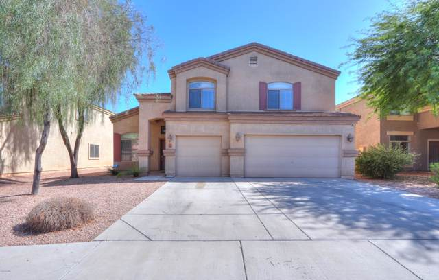 43987 W Maricopa Avenue, Maricopa, AZ 85138 (MLS #5972841) :: Revelation Real Estate