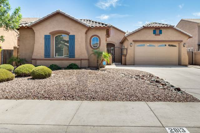 2813 E Lantana Drive, Chandler, AZ 85286 (MLS #5972844) :: The Daniel Montez Real Estate Group
