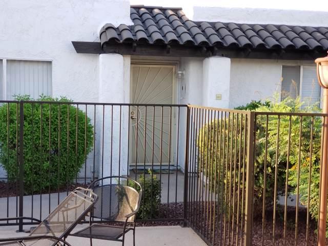 2400 N 71ST Street V, Scottsdale, AZ 85257 (MLS #5972872) :: Brett Tanner Home Selling Team