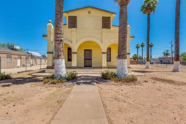 819 S 3RD Avenue, Phoenix, AZ 85003 (MLS #5972928) :: The Kenny Klaus Team